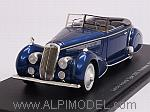 Lancia Astura Type 233C Pininfarina 1936 (Metallic Blue) by SPARK MODEL