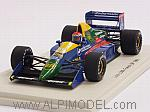 Lola LC89 #29 GP France 1989 Eric Bernard by SPARK MODEL