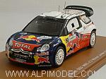 Citroen DS3 WRC #2 Winner Jordan Rally 2011 Ogier - Ingrassia by SPARK MODEL