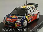 Citroen DS3 WRC #2 Winner German Rally 2011 Ogier - Ingrassia by SPARK MODEL