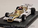 Arrows FA1 #36 GP South Africa  1978 Rolf Stommelen by SPARK MODEL