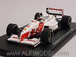 Footwork FA12 Porsche #10 GP Canada 1991 Stefan Johansson by SPARK MODEL