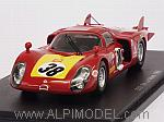 Alfa Romeo 33/2 #38 Le Mans 1968 Facetti - Dini by SPARK MODEL