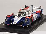 BR Engineering BR01-Nissan SMP Racing LMP2 #27 Le Mans 2015 Mediani - Markozov - Minassian by SPARK MODEL