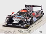 Ligier JS P2 HPD #31 Le Mans 2015 Brown - Overbeek - Fogarty by SPARK MODEL