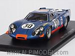 Alpine A220 #30 Le Mans 1969 Grandsire - Andruet by SPARK MODEL