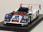 Courage C34 #13 2nd Le Mans 1995 Wollek - Andretti - Helary by SPARK MODEL