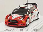 Ford Fiesta RS WRC #16 Rally Monte Carlo 2016 Kubica - Sczepaniak by SPARK MODEL