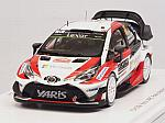 Toyota Yaris WRC #11 Rally Monte Carlo 2017 Hanninen - Lindstrom by SPARK MODEL