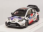 Toyota Yaris WRC Presentation VIP Rally Finland 2017 Gronholm - Karppanen by SPARK MODEL