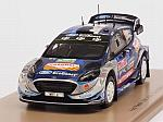 Ford Fiesta WRC #2 Rally Great Britain 2017 Tanak - Jarveoja by SPARK MODEL