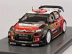 Citroen C3 WRC #9 Rally Germany 2017 Mikkelsen - Jager by SPARK MODEL
