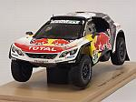 Peugeot 3008 DKR #304 Rally Dakar 2017 Sainz - Cruz by SPK