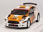 Ford Fiesta R5 #35 (Winner RC2) Rally Sweden 2018 Katsuta - Salminen by SPARK MODEL