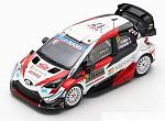 Toyota Yaris WRC #17 Rally Monte Carlo 2020 Ogier - Ingrassia by SPARK MODEL
