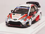 Toyota Yaris WRC #33 Rally Monte Carlo 2020 Evans - Martin by SPARK MODEL