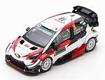 Toyota Yaris WRC #18 Rally Monte Carlo 2020 Katsuta - Barritt by SPARK MODEL