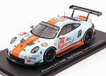 Porsche 911 RSR #86 Le Mans 2019 Wainwright - Barker - Preining by SPARK MODEL