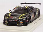 Audi R8 LMS GT3 #15 Champion LMS Cup 2017 Alessio Picariello by SPARK MODEL