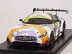 Mercedes AMG GT3 #999 FIA GT World Cup Macau 2017 Maro Engel by SPARK MODEL