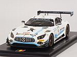 Mercedes AMG GT3 #4 Spa 2017 Stolz -Christodoulou - Buurman by SPARK MODEL