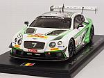 Bentley Continental GT3 #7 Spa 2017 Smith - Jarvis - Kane by SPARK MODEL