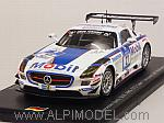 Mercedes SLS AMG GT3 #27 24h Nurburgring 2015 Asch - Coronel - Ludwig - Vietoris by SPARK MODEL