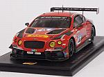 Bentley Continental GT3 #36 Nurburgring 2017 Kane -Smith -Soulet by SPARK MODEL