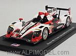 Oreca 03 Nissan Muscle Milk Pickett Racong #6 IMSA 2014 Graf - Luhr by SPARK MODEL