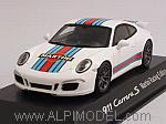 Porsche 911 Carrera S Aerokit Martini Racing Edition 2015 (White) (Porsche Promo) by SPK