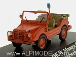 Auto Union DKW Munga 4 Fire Brigades open by STARLINE.