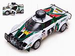 Lancia Stratos #1 Safari Rally 1976 Waldegard - Thorszelius by SUNSTAR