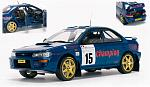 Subaru Impreza #15 Tour De Corse 1996 Massarotto - Bouzat by SUNSTAR