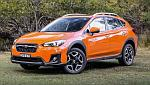 Subaru XV Orange by SUNSTAR