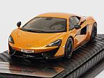 McLaren 570S Coupe New York Autoshow 2015  (Tarocco Orange) by TECNOMODEL