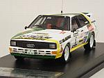 Audi Quattro #6 Winner Barum Rally 1986 Pavlik - Jiratko by TRF