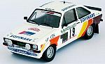 Ford Escort MkII #19 WM Rally Portugal 1982 Silva - Bevilacqua by TROFEU