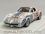 Chevrolet Corvette #50 24h Daytona 1971 Greenwood - Barker - Lang by TRUE SCALE MINIATURES