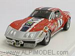 Chevrolet Corvette ZL1 NART #4 Le Mans 1972 Heinz - Johnson by TRUE SCALE MINIATURES