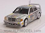 Mercedes 190E Evo2 AMG Berlin 2000 #6 DTM 1992 Keke Rosberg by TRUE SCALE MINIATURES