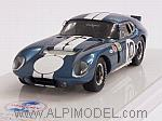 Shelby Daytona Coupe #10 CSX2287 Bonneville Land Speed Record 1965 by TRUE SCALE MINIATURES