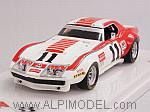 Chevrolet Corvette L88 #11 Owens Corning Class Winner 24h Daytona 1971 by TRUE SCALE MINIATURES