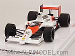 McLaren MP4/5 #1 Winner GP Germany 1989 Ayrton Senna by TRUE SCALE MINIATURES