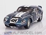Shelby Daytona Coupe CSX2601 #48  1st GT Class 1000 Km Monza 1965 Bondurant -Grant by TRUE SCALE MINIATURES