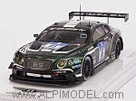 Bentley Contiental GT3 #85 24h Nurburgring 2015 Smith - Meyrick - Kane - Arnold by TRUE SCALE MINIATURES