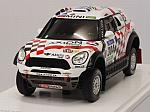 Mini ALL4 Racing Axion X Raid Team #304 Rally Dakar 2016 by TRUE SCALE MINIATURES