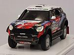 MINI ALL4 Racing #313 X-Raid Team Rally Dakar 2016 by TRUE SCALE MINIATURES