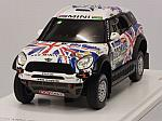 Mini ALL4 Racing X-Raid Team #323 Rally Dakar 2016 by TRUE SCALE MINIATURES