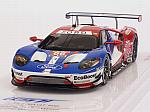 Ford GT Ganassi Racing #66 Winner 24h Daytona 2017 by TRUE SCALE MINIATURES