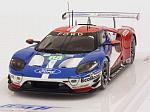 Ford GT LMGTE PRO #68 Le Mans 2017 by TRUE SCALE MINIATURES